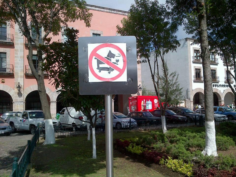 prohibido bicis 3