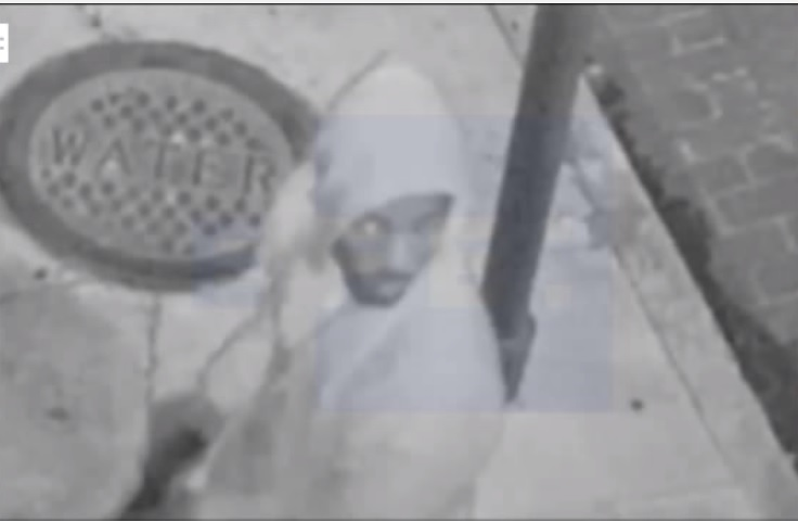 #Video Captan Disparo Contra Joven Que Intentaba Ayudar A Una Mujer 1