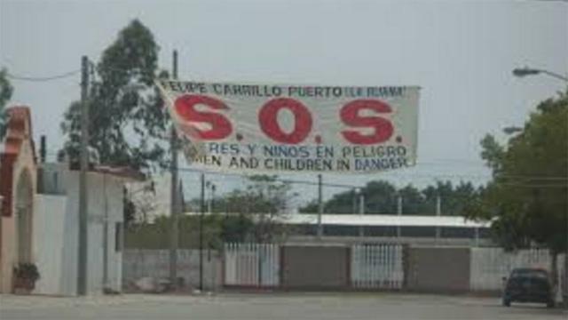 Felipe-Carrillo-Puerto-La-Ruana-alerta-SOS