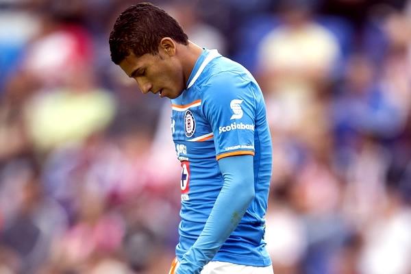 Joao Rojas Cruz Azul