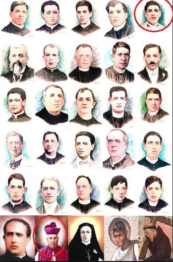 santos mexicanos