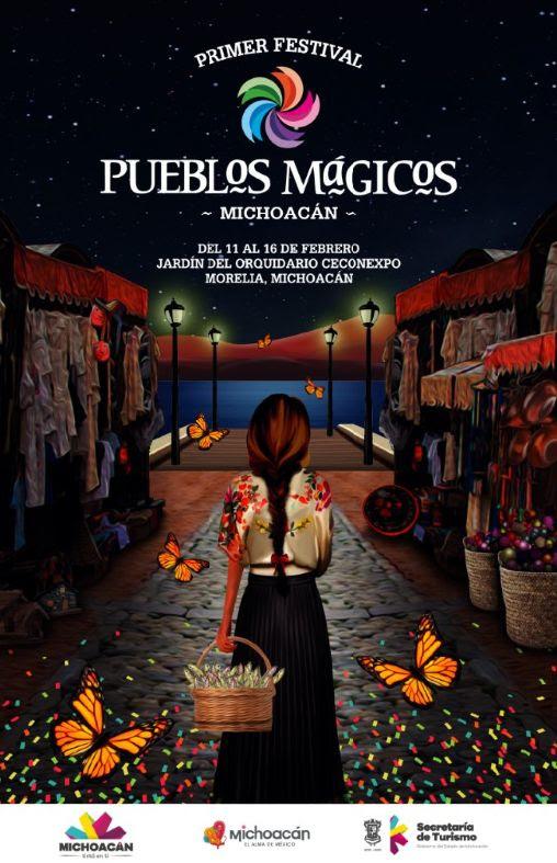 cartel Pueblos Magicos Michoacan
