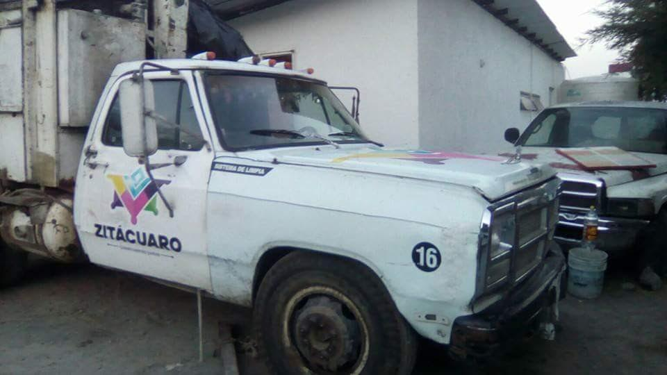 Matan A Velador De La Bodega De Aseo Público  #Zitácuaro 1
