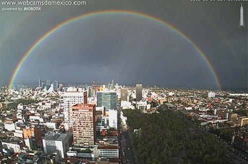 arcoiris Ciudad de Mexico