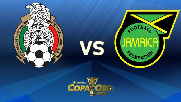 México Jamaica