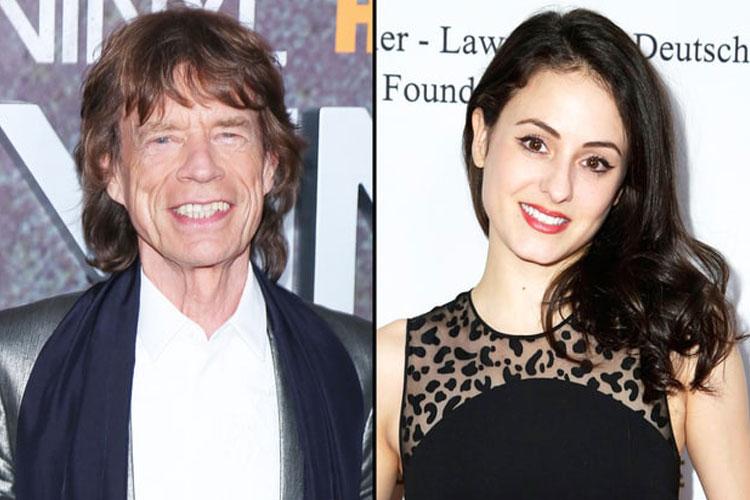 Mick-Jagger-y-Melanie-Hamrick