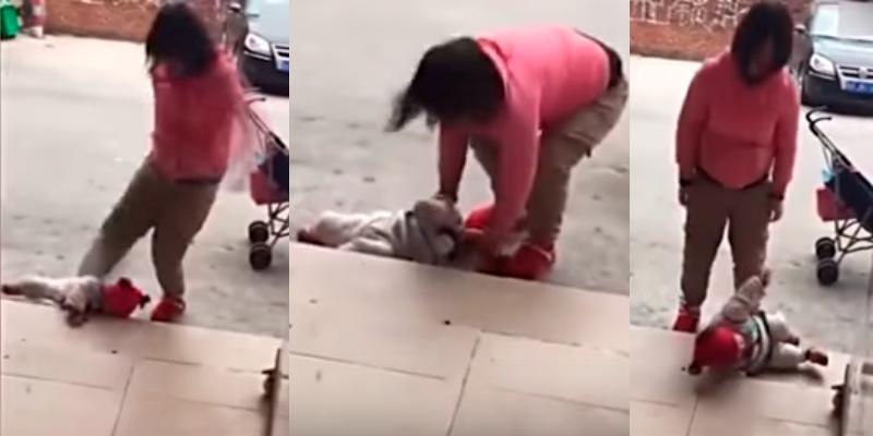 madre-golpea-a-su-hija-para-que-deje-de-llorar-china