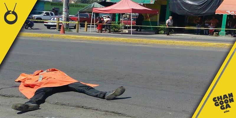motociclista-muerto-a-balazos-Múgica-Michoacán