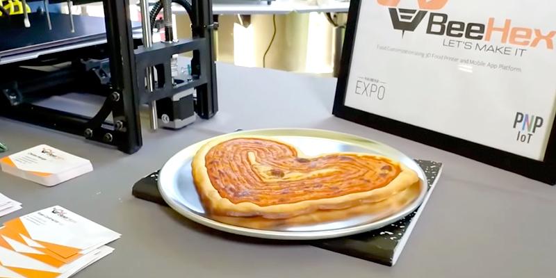 Beehex-impresora-3d-pizzas