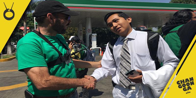 Poder-Antigandalla-Michoacán-facultad-de-medicina-estudiante