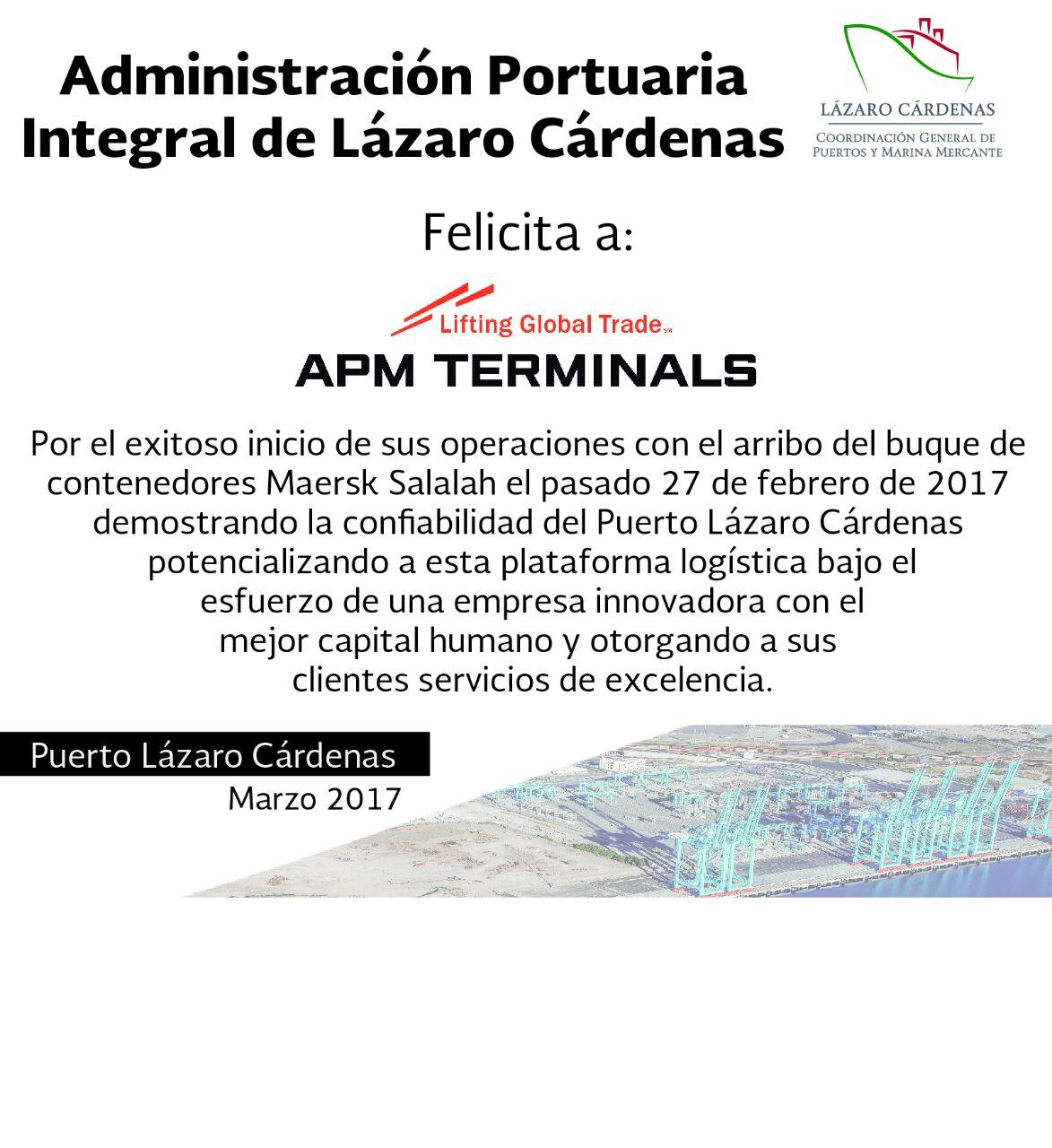 Administracion Portuaria Integral Lazaro Cardenas