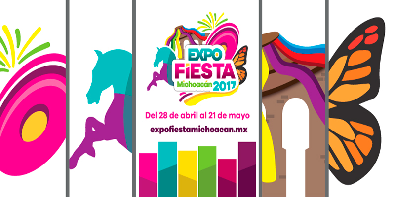 sensacional-escenario-#ExpoFiesta2017-Michoacán