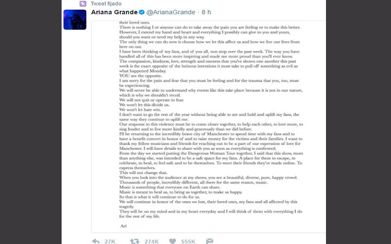 Ariana-Grande-concierto-beneficio-atentado-Manchester