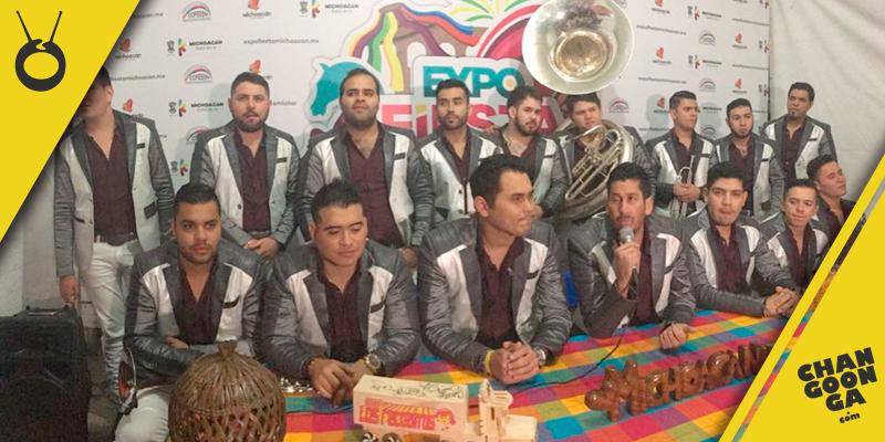 Los-Recoditos-Expo-Fiesta-2017-Michoacan