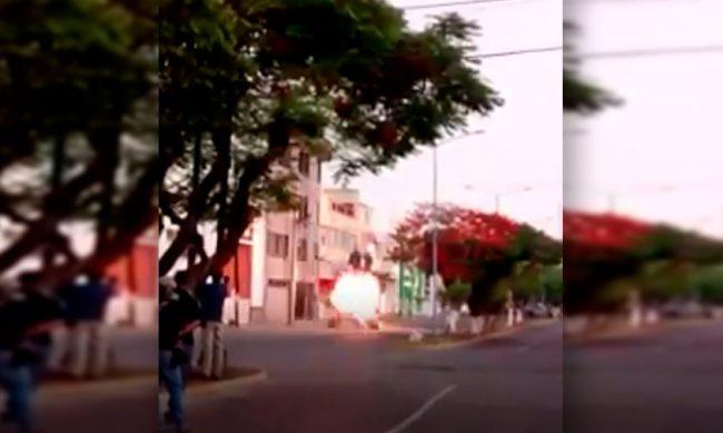 explosion-controlada-artefacto-fiscalia-La-Piedad