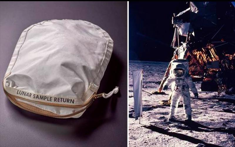 subasta-polvo-lunar-Neil-Armstrong