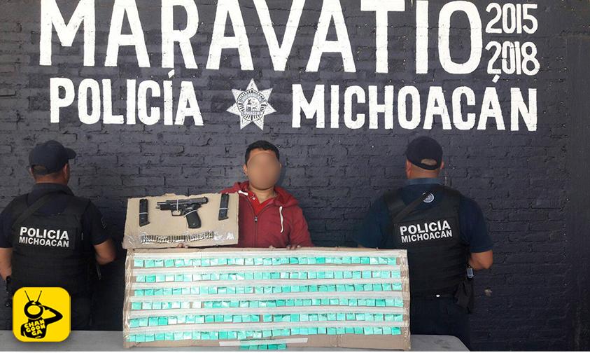 Maravat o arrestan a supuesto marino con coca na y una for Noticias de ultima hora espectaculos mexico
