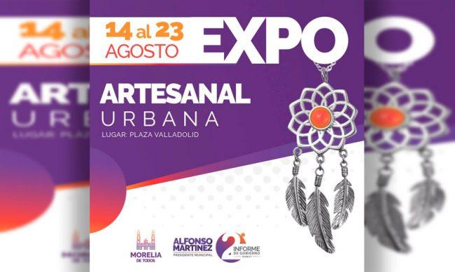 Morelia-Expo-Artesanal-Urbana