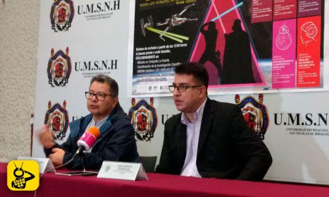 UMSNH-cine-Star-Wars