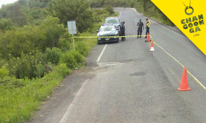 cadáver-hombre-maniatado-balazos-Huandacareo-Michoacán
