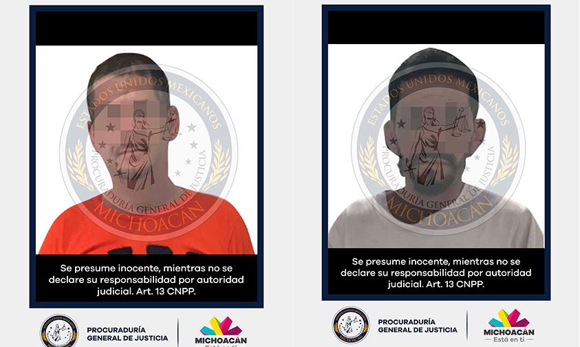 secuestro-Tocumbo-menor-detenidos-Michoacán