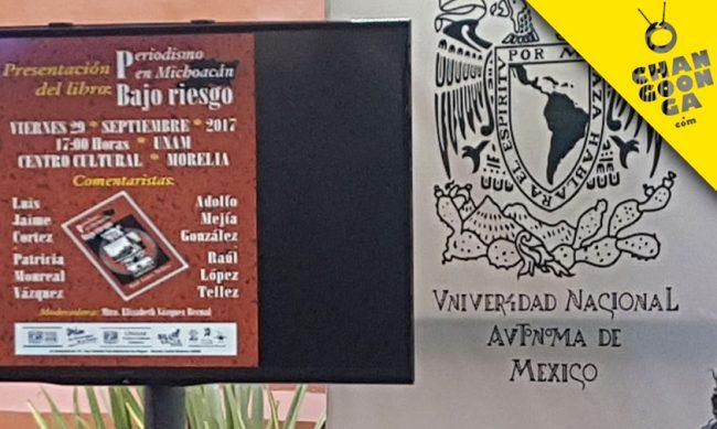 Periodismo En Michoacán Bajo Riesgo
