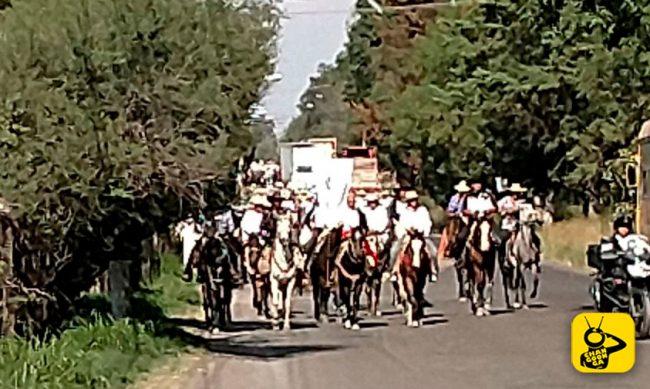 Cabalgata-Morelos