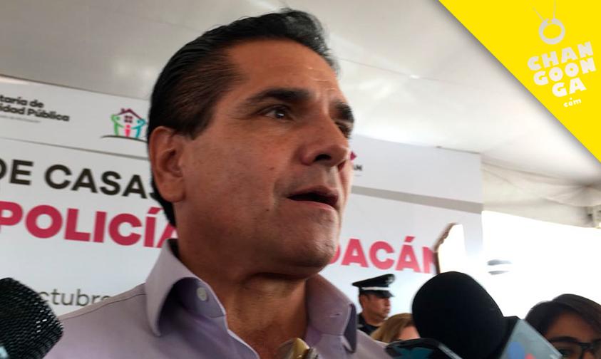 Silvano-Aureoles-cárteles-ajuste-cuentas-Maromas-Michoacán