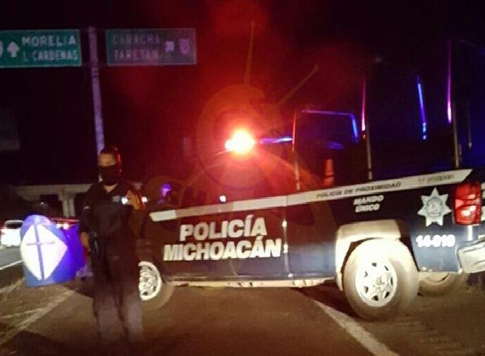 Photo of Localizan 2 Cadáveres Desmembrados Y Embolsados En Uruapan