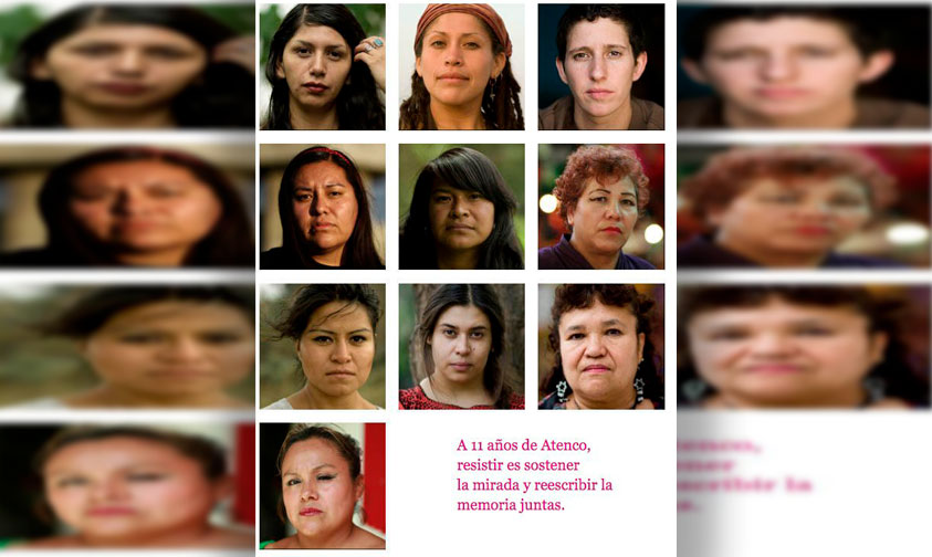 Photo of #VIDEOS Mujeres De Atenco Denuncian Ante La CIDH