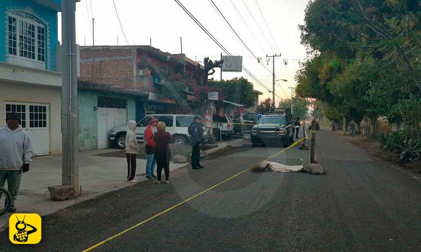 A balazos matan a campesino en zamora noticias de ltima for Noticias de ultima hora espectaculos mexico