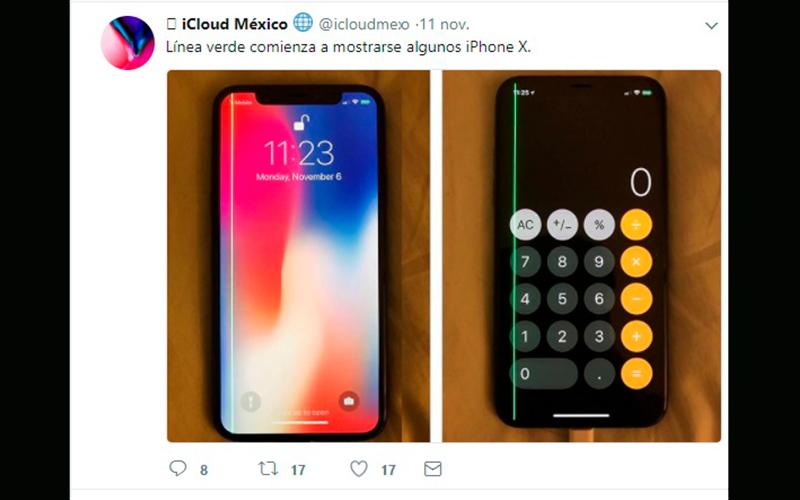 Photo of Usuarios Reportan Fallas Del Nuevo iPhone X