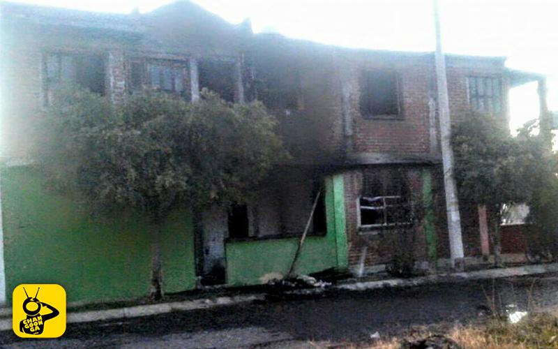 Photo of Incendio Daña Casa En Fraccionamiento Metrópolis 1