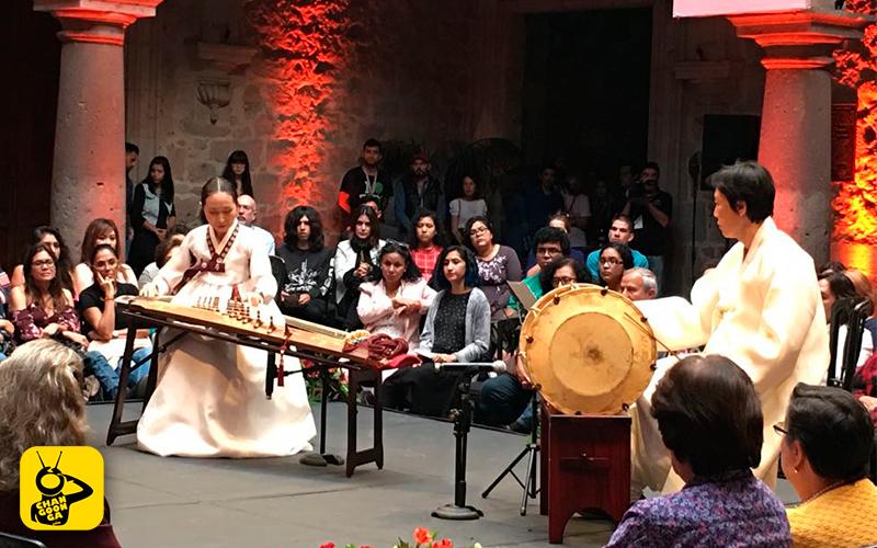 Photo of Virtuosismo En FMM, Sonidos Coreanos Sorprenden A Morelianos
