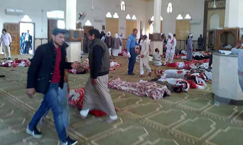 Photo of Atentado En Egipto Deja Más De 200 Muertos