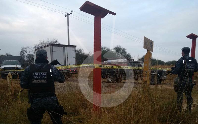Photo of Aseguran Unidades Robadas Que Utilizaban Para Huachicolear En Cuitzeo