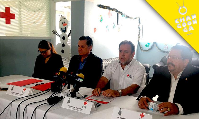 Photo of Cruz Roja Morelia Sin Amenazas Del Narco
