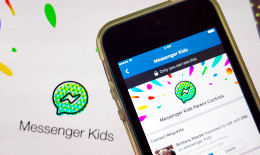 Photo of Facebook Lanza App ´Messenger Kids´ Segura Para Peques De Hasta 6 Años