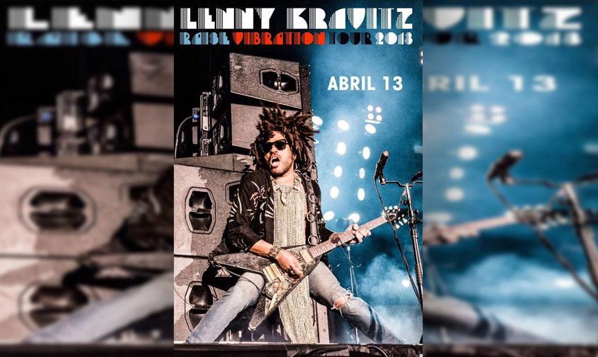 Photo of ¡OMG! Lenny Kravitz Anuncia Su Regreso A México