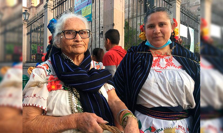 Photo of #Michoacán Aunque Seamos Malos, La Virgen Siempre Nos Da La Mano: Señora María