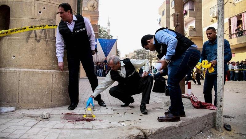Photo of Ataque Contra Iglesia En El Cairo Deja Al Menos 10 Muertos