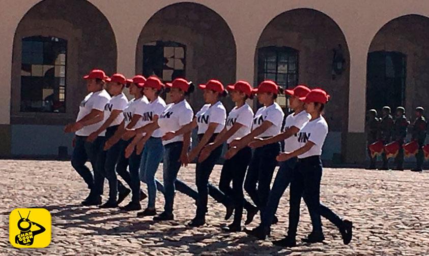Photo of ¡Felicidades! Concluyen Jóvenes SMN Y Reciben Su Cartilla En Morelia