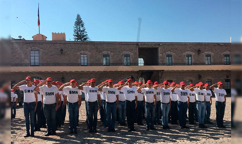 jóvenes-SMN-cartilla-militar-Morelia