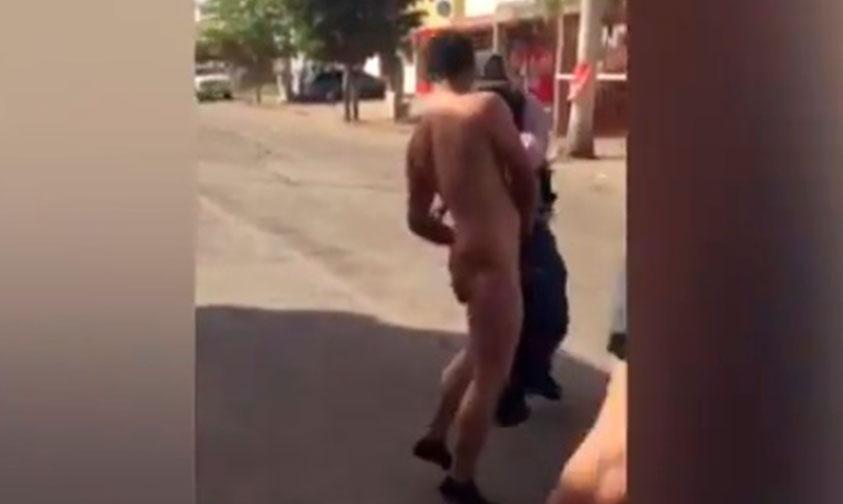 Photo of Justicieros Desnudan Y Golpean A Jóvenes En Calles De Culiacán (Video)