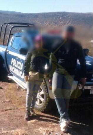 Photo of Policías Localizan A Personas Extraviadas En El Cerro Del Varal