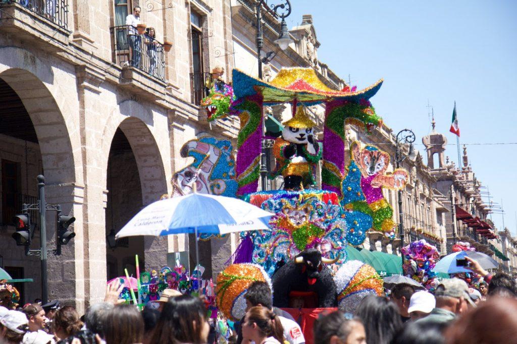 Photo of #Morelia Arzobispo Pide Carnaval Sea Fiesta Familiar Y No De Excesos