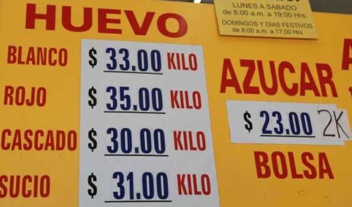 Photo of Se Reporta Incremento De Precio También En El Huevo