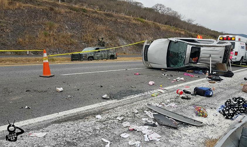Chucándiro-accidente-carretera