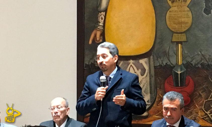 Photo of Semestre En La UMSNH No Se Perderá Gracias A Gestión De Recursos: Medardo Serna