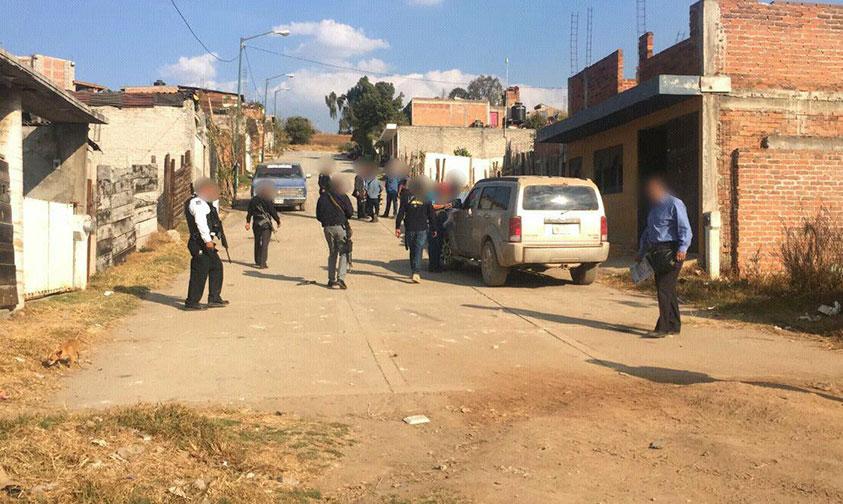 Photo of #Morelia Realizan Detonaciones Vs Ministeriales, Hay Un Detenido